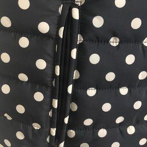LOFT Jackets & Coats - Loft Polka Dot Puffy Vest